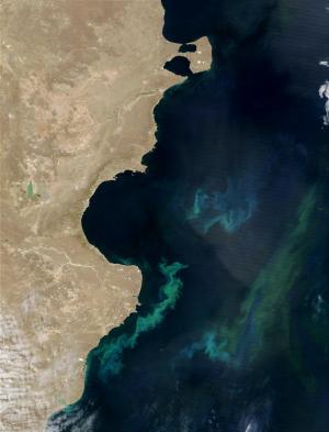 South Atlantic Ocean, Argentina
